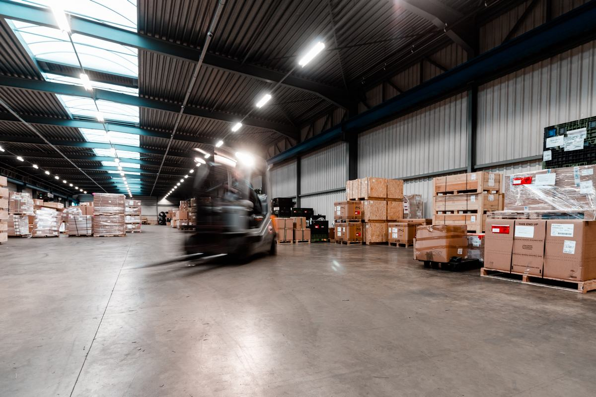 Warehousing in Noord-Limburg
